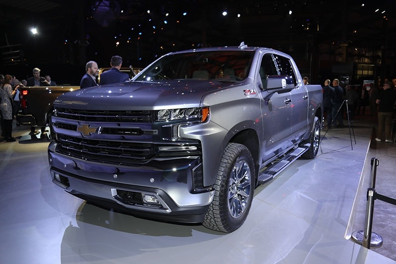 The 2019 Trucks Redesign and Price