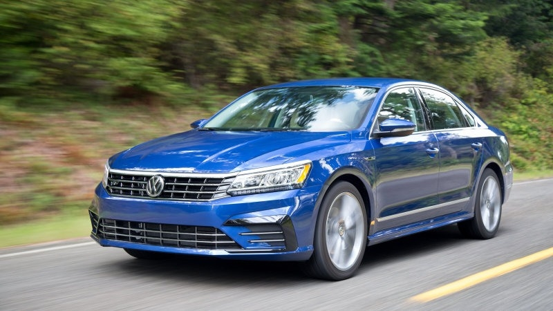 The 2019 Volkswagen Passat Review and Specs