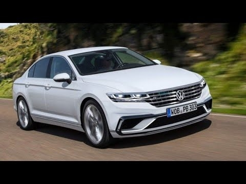 The 2019 Volkswagen Passat tdi First Drive