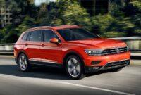 New 2019 Volkswagen Tiguan Picture