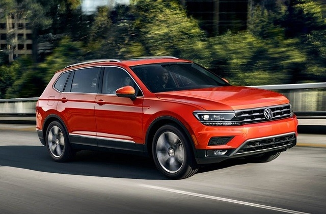 New 2019 Volkswagen Tiguan Picture