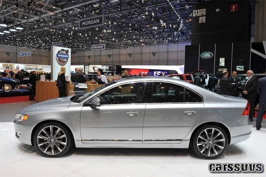 The 2019 Volvo S80 Redesign and Price