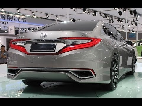 Best Accord 2019 First Drive
