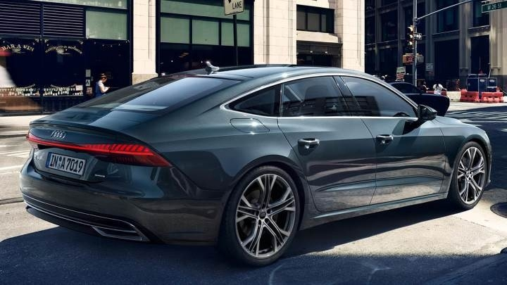 New All 2018 Audi A7 Picture