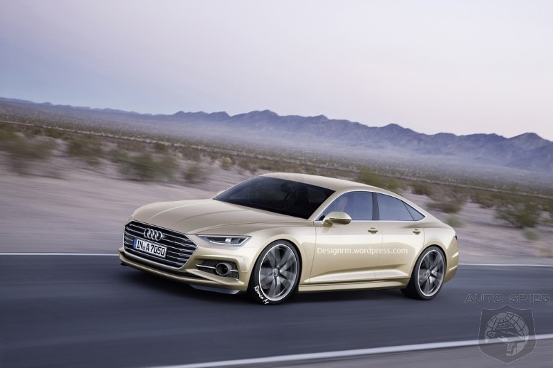 The All 2018 Audi A7 Exterior