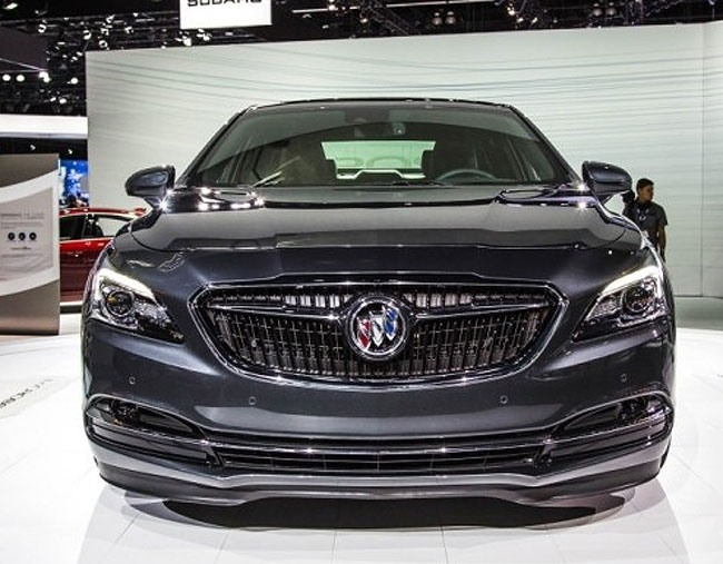 Best All 2018 Buick Verano Specs and Review
