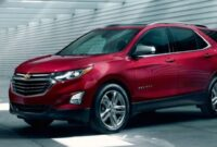 Best All 2018 Chevy Equinox Price and Release date