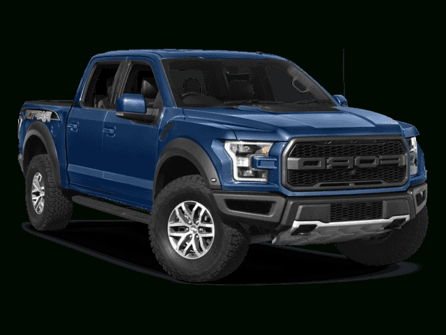 The All 2018 Ford F150 Raptor New Release