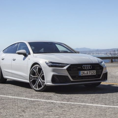 New All 2019 Audi A7 New Interior