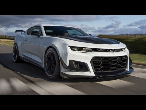 New All 2019 Chevy Camaro Picture