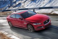 New All 2019 Jaguar Xe Sedan Price