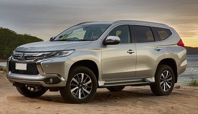 All Mitsubishi Pajero 2018 First Drive