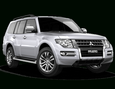 Best All Mitsubishi Pajero 2018 First Drive