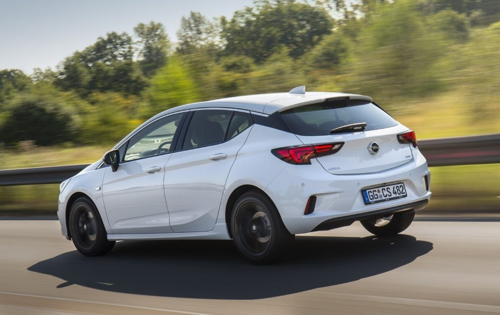 New Astra 2019 First Drive