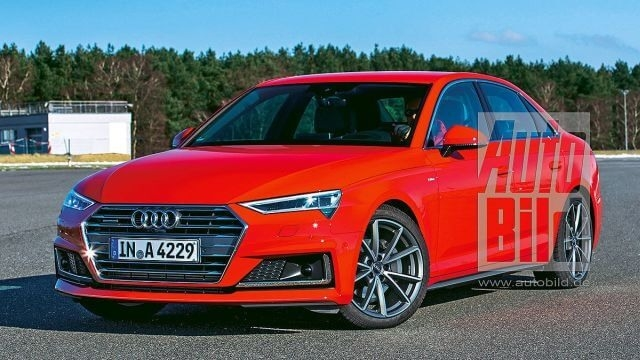 The Audi 2019 A4 New Review