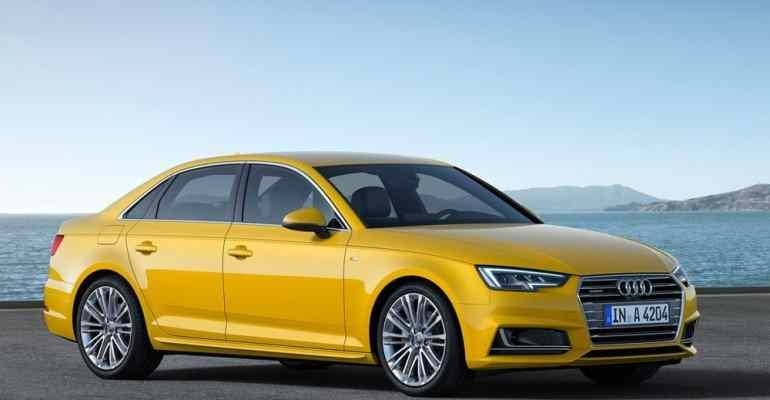 Audi 2019 A4 Price and Release date
