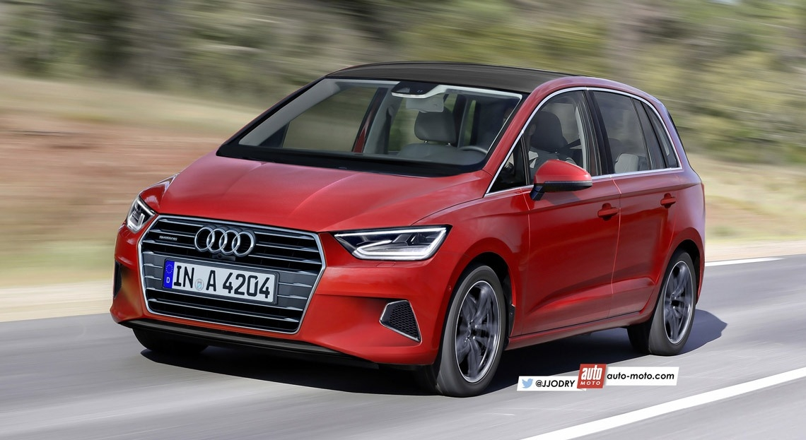 The Audi A2 2019 First Drive
