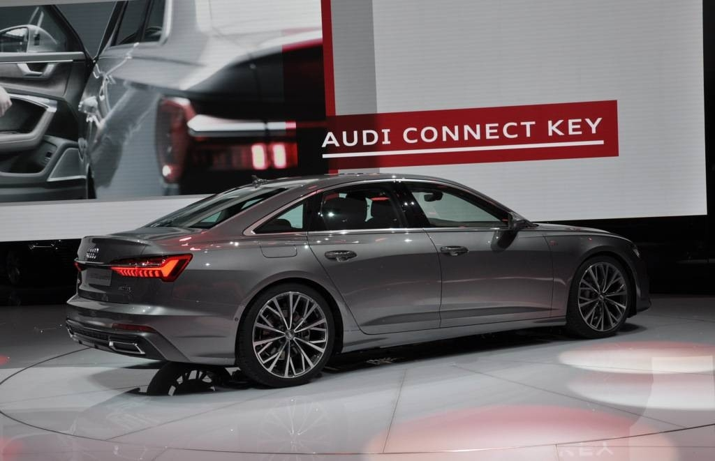 Best Audi A6 2019 New Interior
