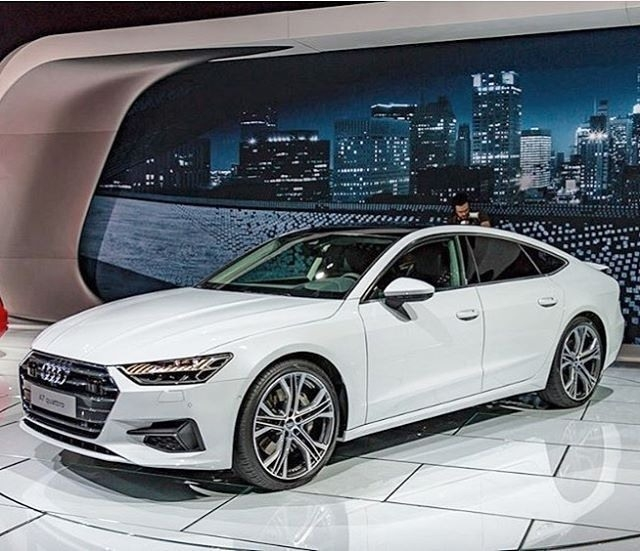 Audi A7 2019 Colors Redesign And Price
