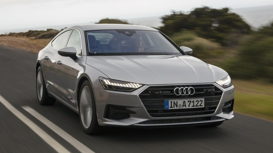 New Audi A7 2019 Review