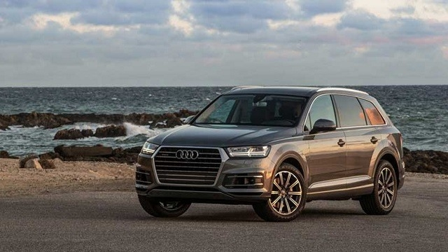 The Audi Q7 2019 Release date and Specs