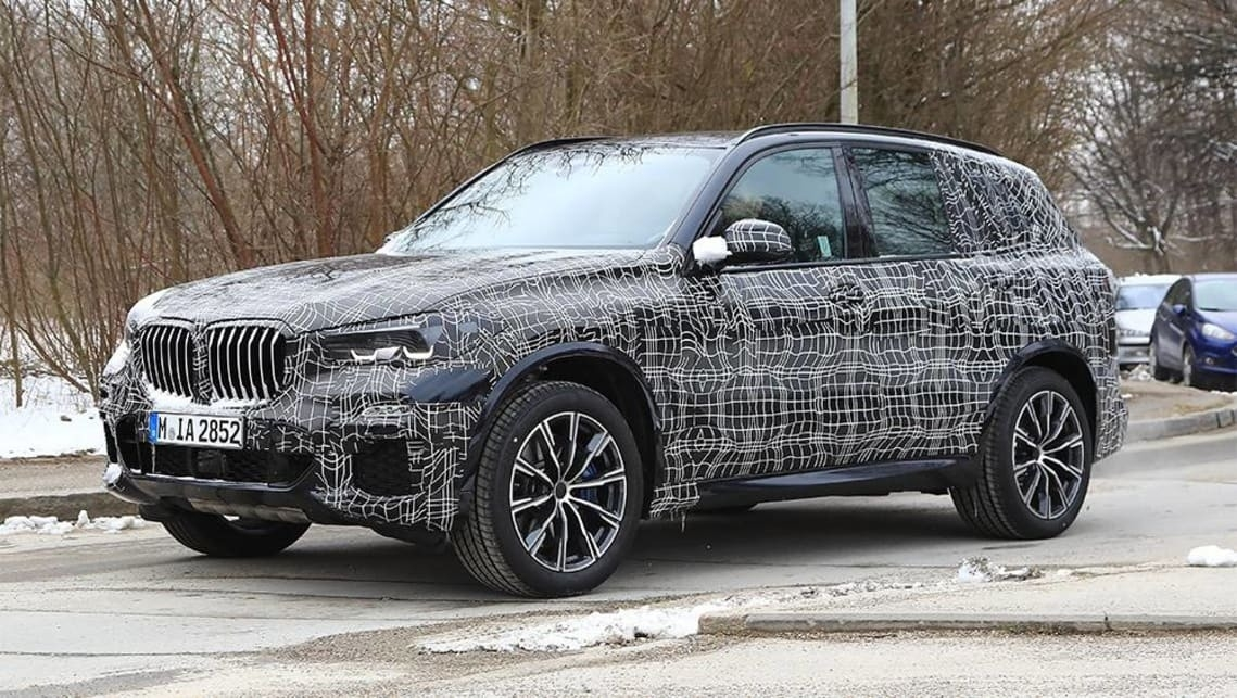 BMW 2019 Spy Shoot