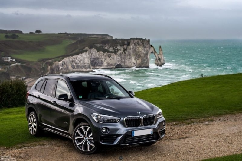 The BMW 2019 X1 Picture