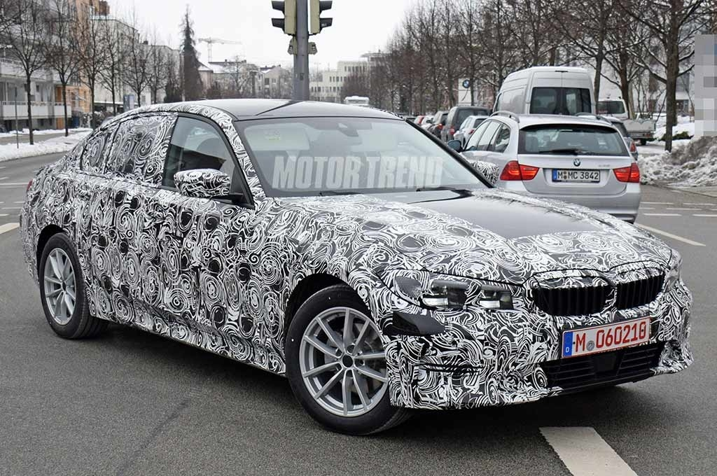 BMW 3 2019 Price and Release date