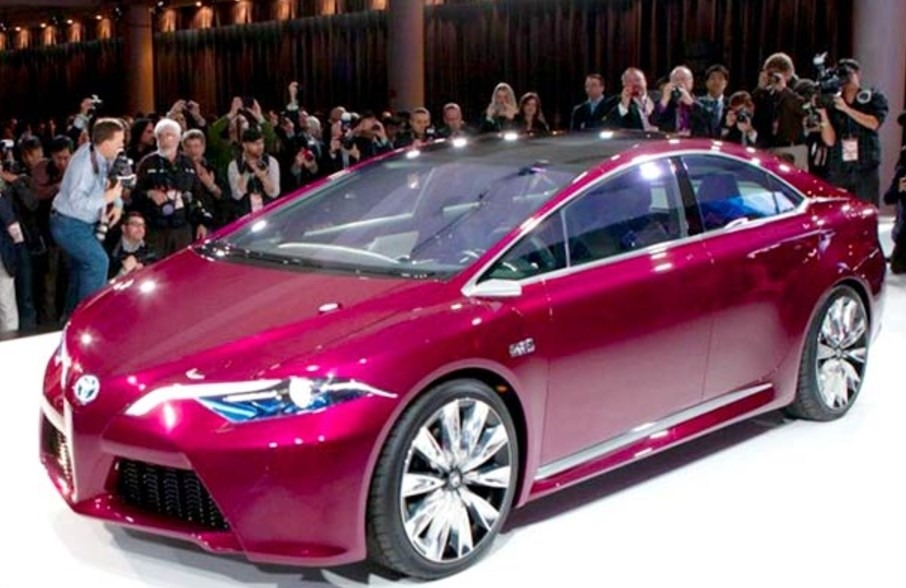New Camry Se 2019 Concept