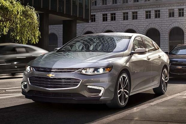Chevy Malibu Premiere Ltz 2019 Spy Shoot