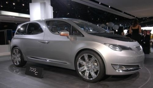 Chrysler Town And Country 2019 Concept