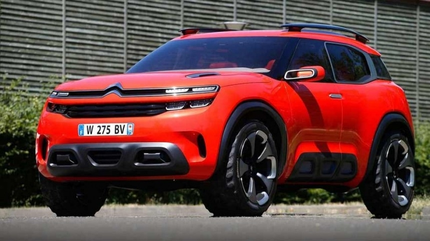 New Citroen 2019 Picture