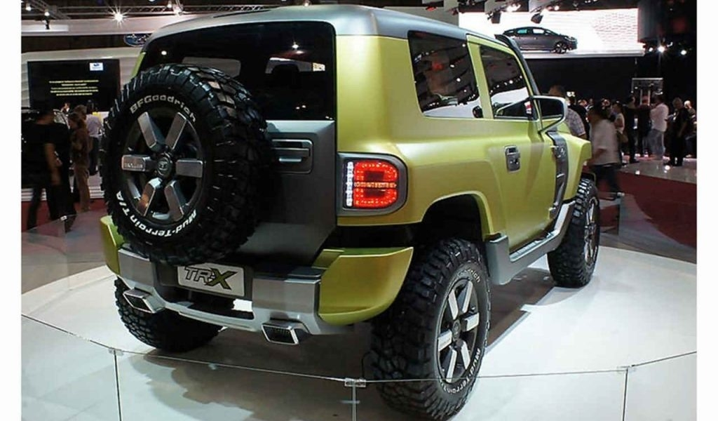 Best Fj CRuiser 2019 First Drive