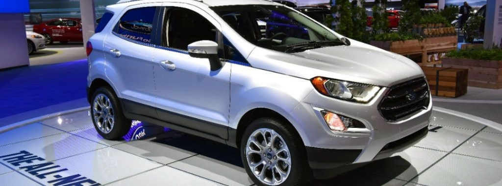 Ford Ecosport 2019 New Release
