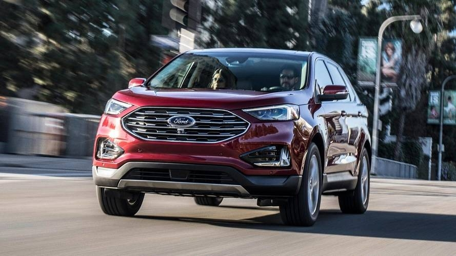 New Ford Edge 2019 Design New Review