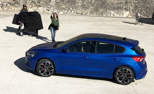 The Ford Focus Hatchback 2019 First Drive