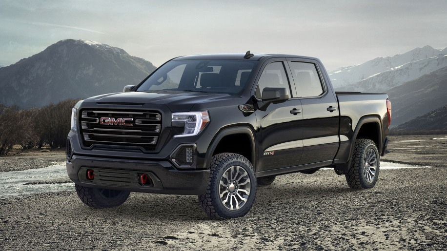 GMC Sierra 2019 Release date and Specs