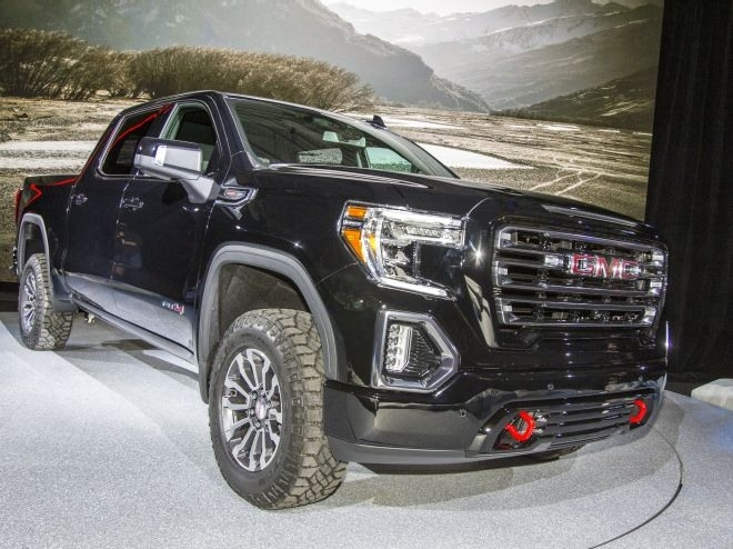 The GMC Sierra 2019 Redesign and Price