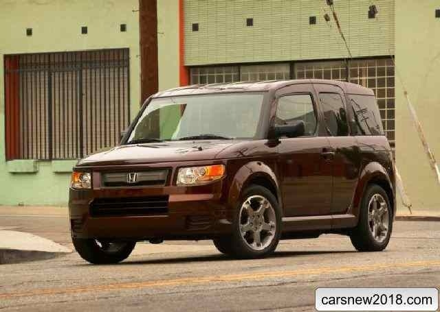 The Honda Element 2019 New Release