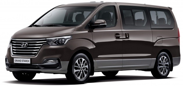 Hyundai Starex 2019 Price and Release date