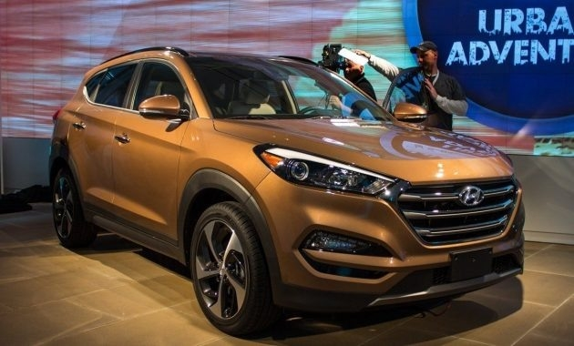 The Hyundai Tucson 2019 Concept