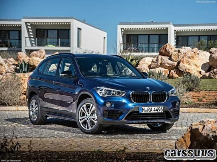 New Images 2019 BMW X1 New Release