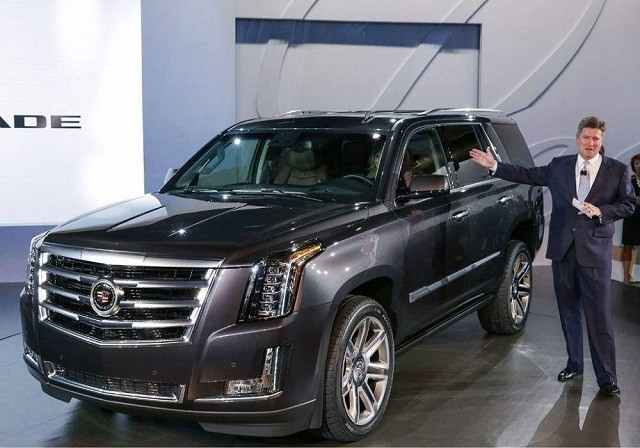 Images Of 2019 Cadillac Escalade Redesign and Price