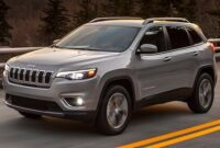 The Jeep 2019 Cherokee Spy Shoot