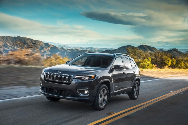 New Jeep Cherokee 2019 New Release