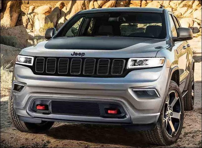 New Jeep Cherokee 2019 Picture