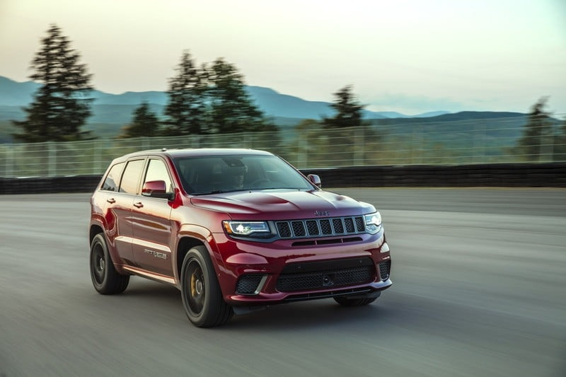 Jeep Grand Cherokee 2018 Specs and Review