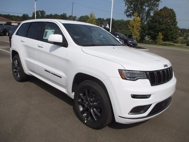 Jeep Grand Cherokee 2018 Picture