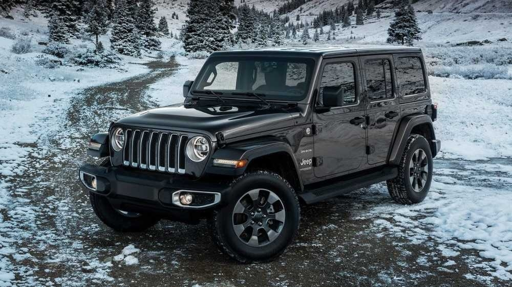 The Jeep Wrangler 2019 Redesign Review