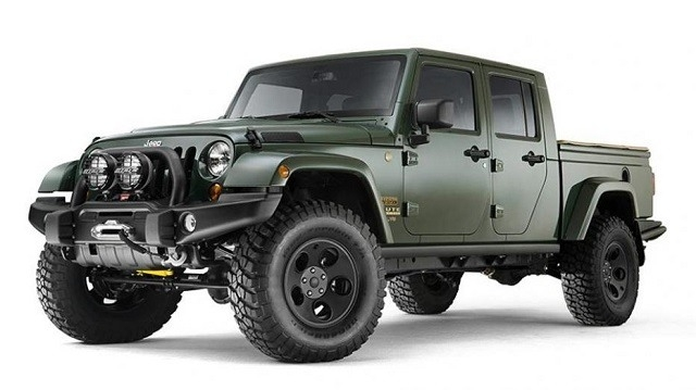 New Jeep Wrangler 2019 Release Date Spy Shoot
